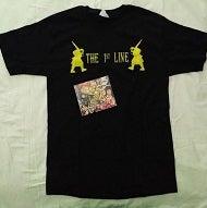 Image of The 1st Line (T1stL) Men's T-Shirt/CD Bundle