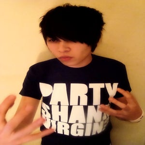 Image of Partyshank Virgin? T-shirt