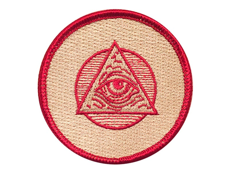 Image of All-Seeing Eye Patch