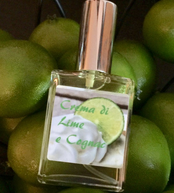 Image of Crema di Lime e Cognac EDP