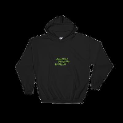 Image of 3peat weirdclvn sweatshirt hoodie