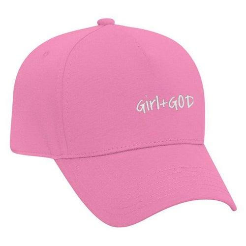 Image of Girl+GOD Dad Hats