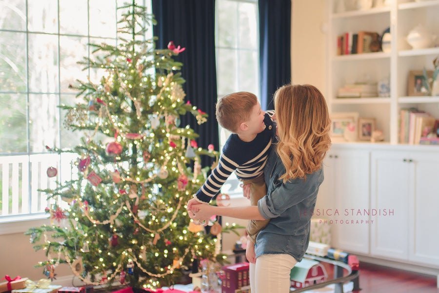 Image of Christmas Tree Trimming + Cookie Baking Sessions
