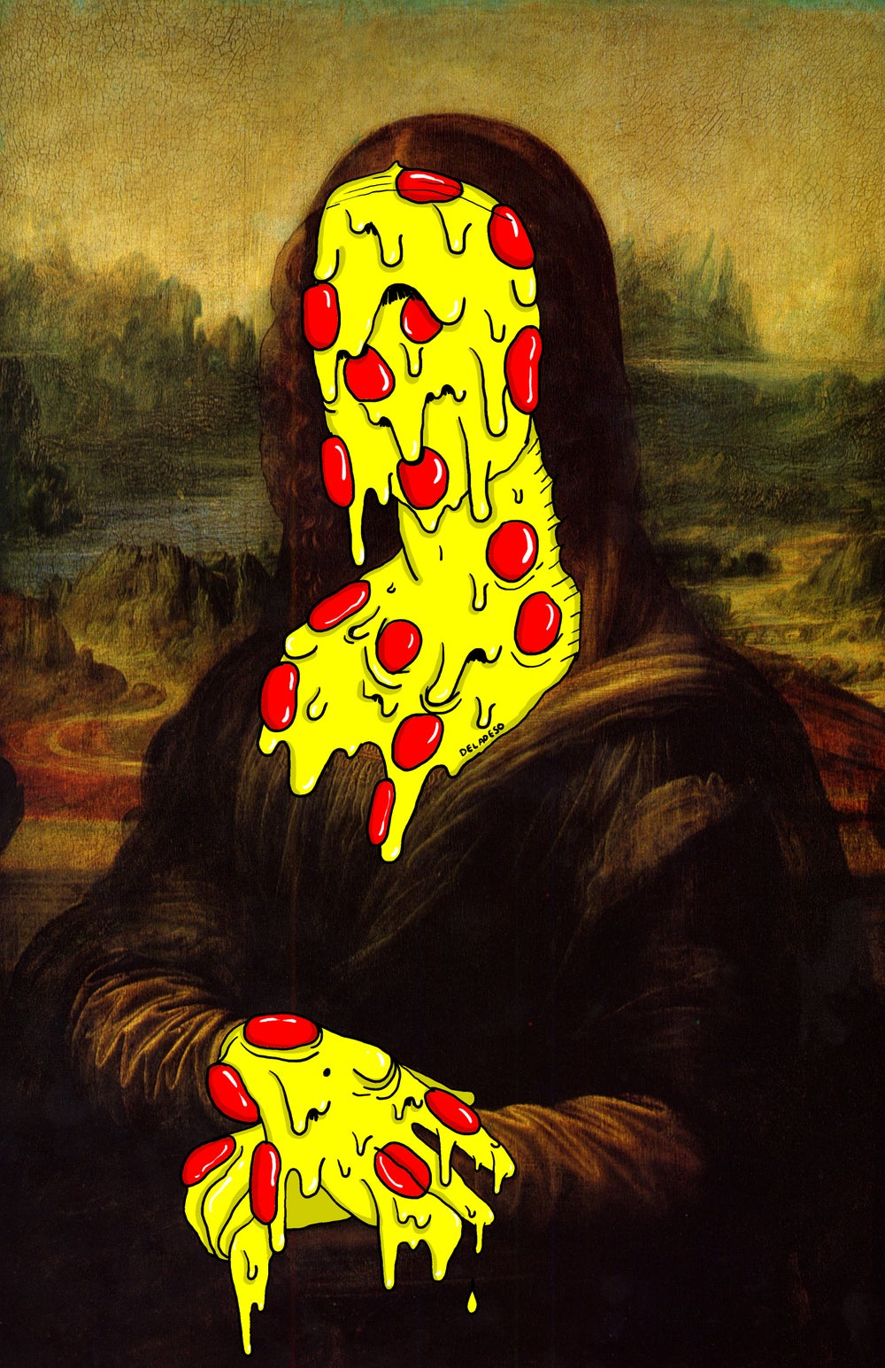 Image of MONA PIZZA +:)