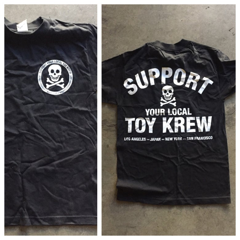 Image of OG SUPPORT TEE