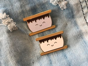 Image of S'more Enamel Pin