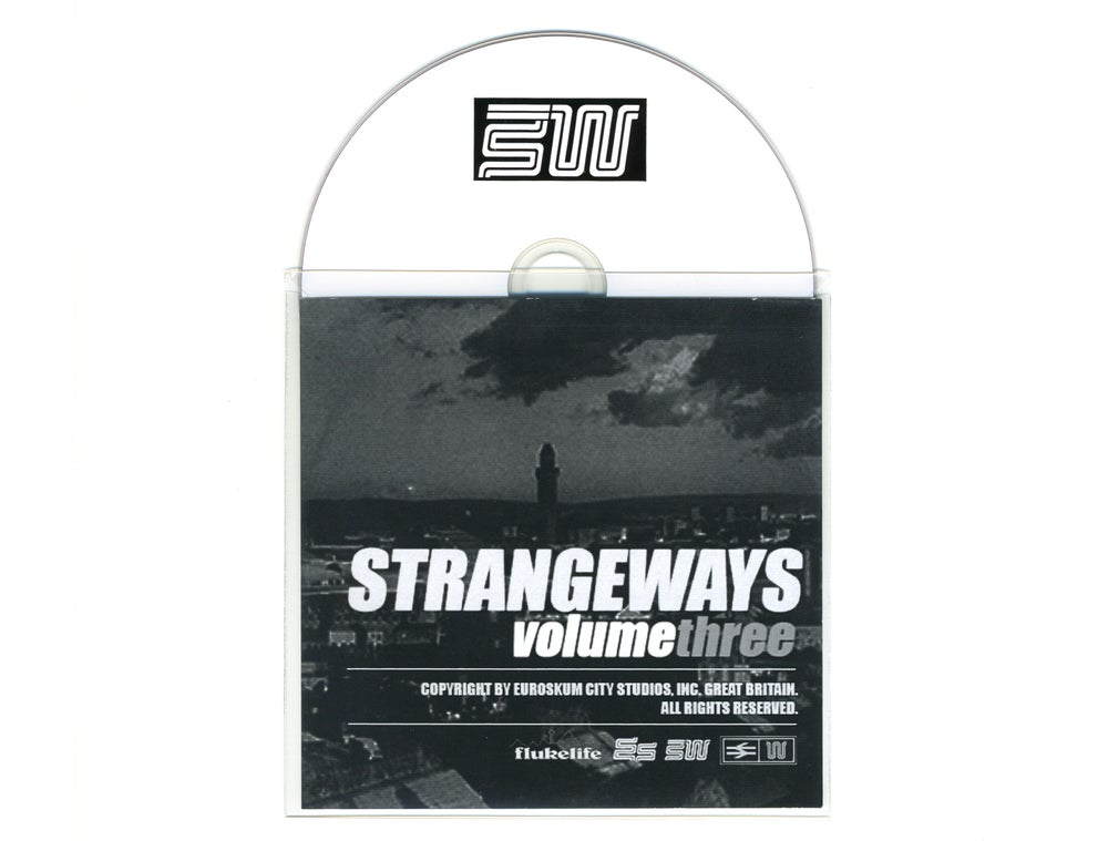 Image of Strangeways Vol 3 DVD