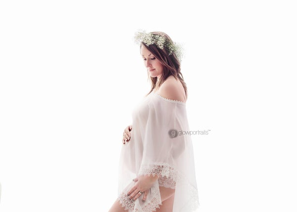 Image of  Leelee maternity cape