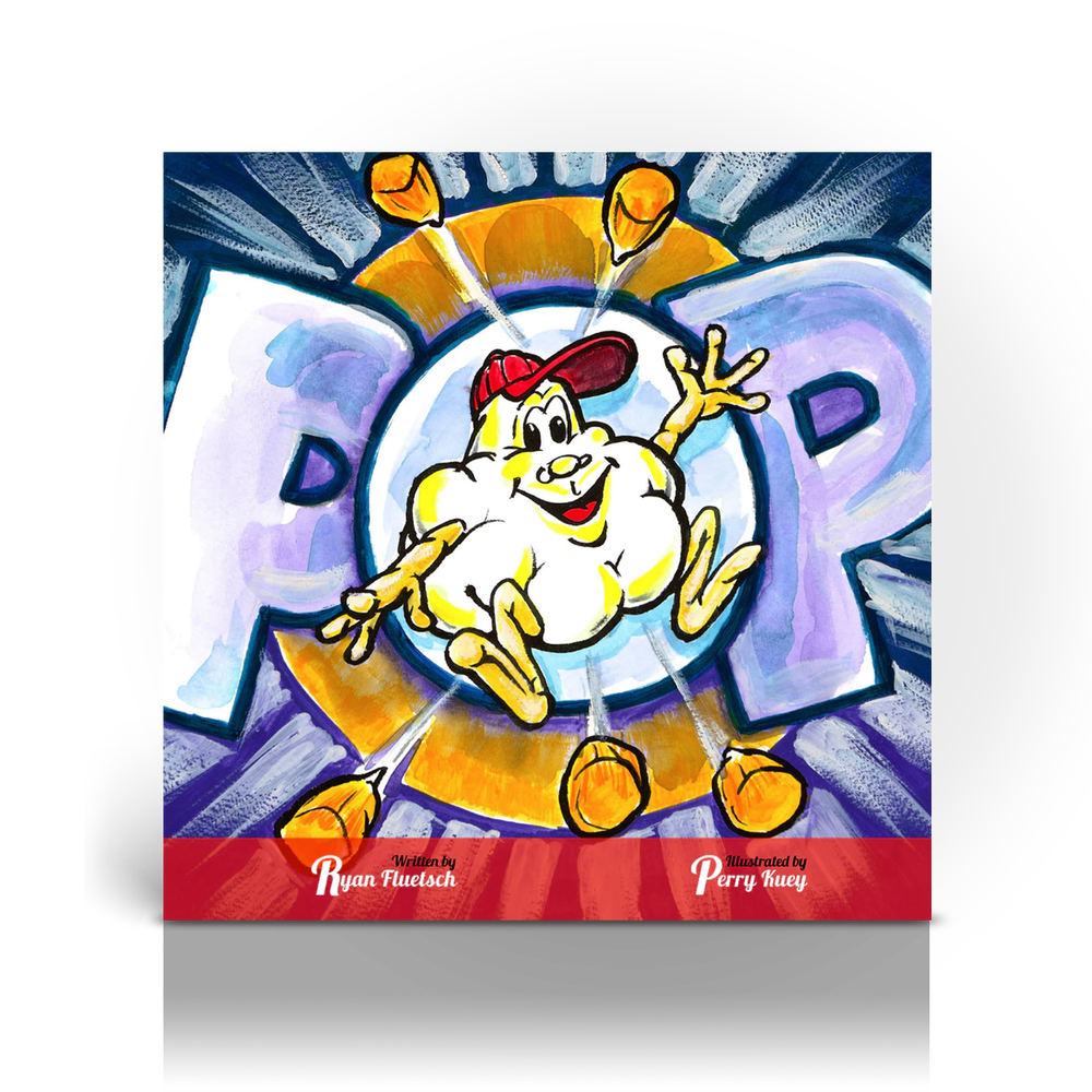 Image of POP! A Popcorn Parable