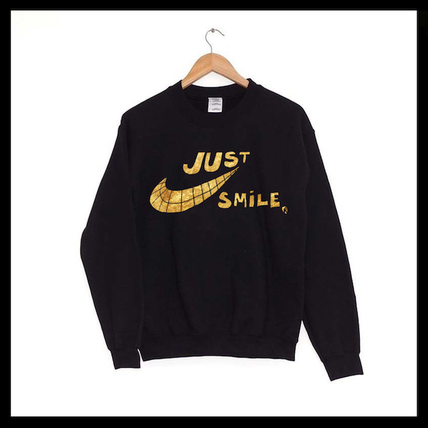 Image of Pre-Order - Just Smile Sweaters