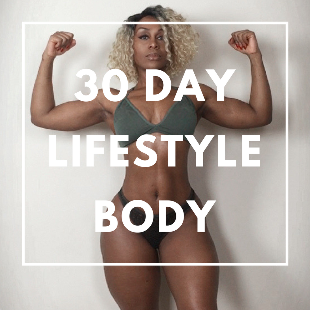 Image of 30 DAY LIFESTYLE BODY CHALLENGE