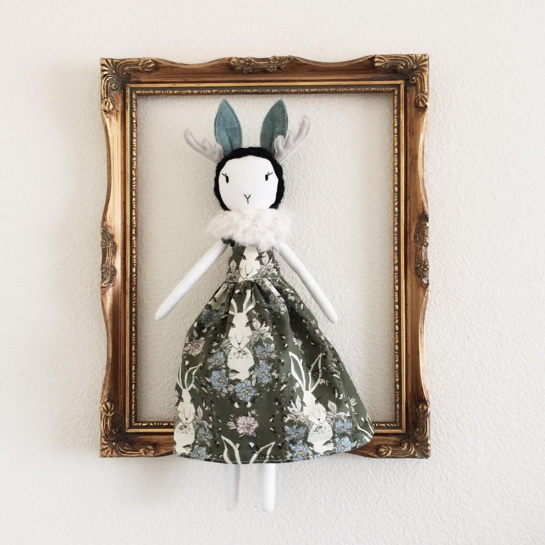 "Image of Custom 15"" Doll"
