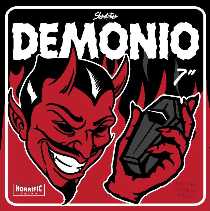 Image of DEMONIO BREAKS - SKRATCHER