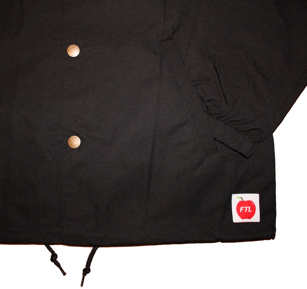 Image of NYC Scape Hooded Jacket