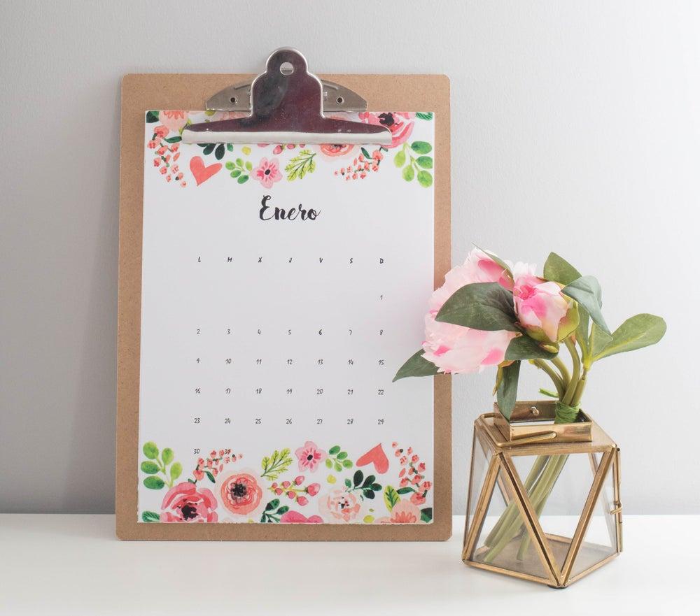 Image of Calendario 2017