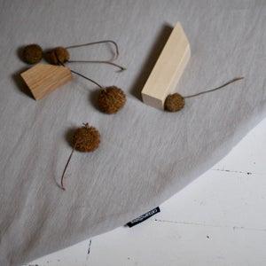 Image of Linen play mat