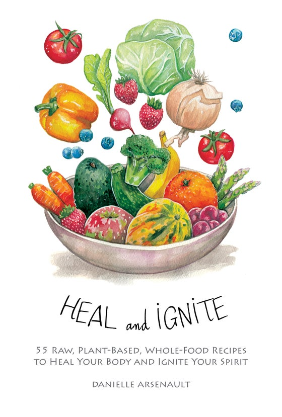 Image of Heal and Ignite Recipe Book