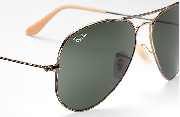3025 aviator ray ban  NearPerfect Shades \u2014 Ray-Ban庐 RB 3025 AVIATOR LARGE METAL (177 ...