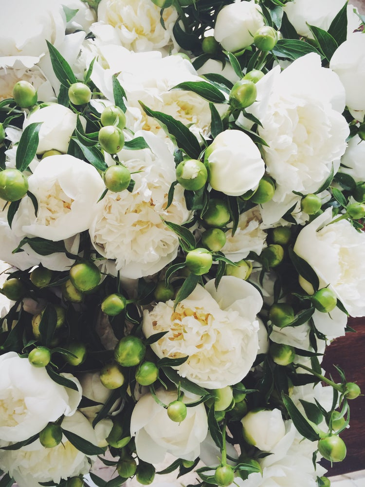 Image of Floral Fundamentals Workshop :: ROMANCED BY PEONIES ** Afternoon Session **