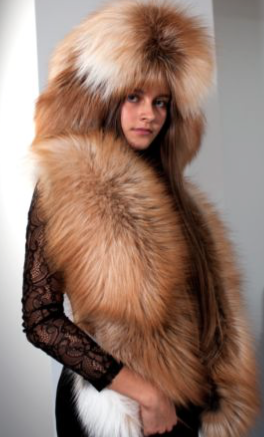 Image of Golden Fur Collection