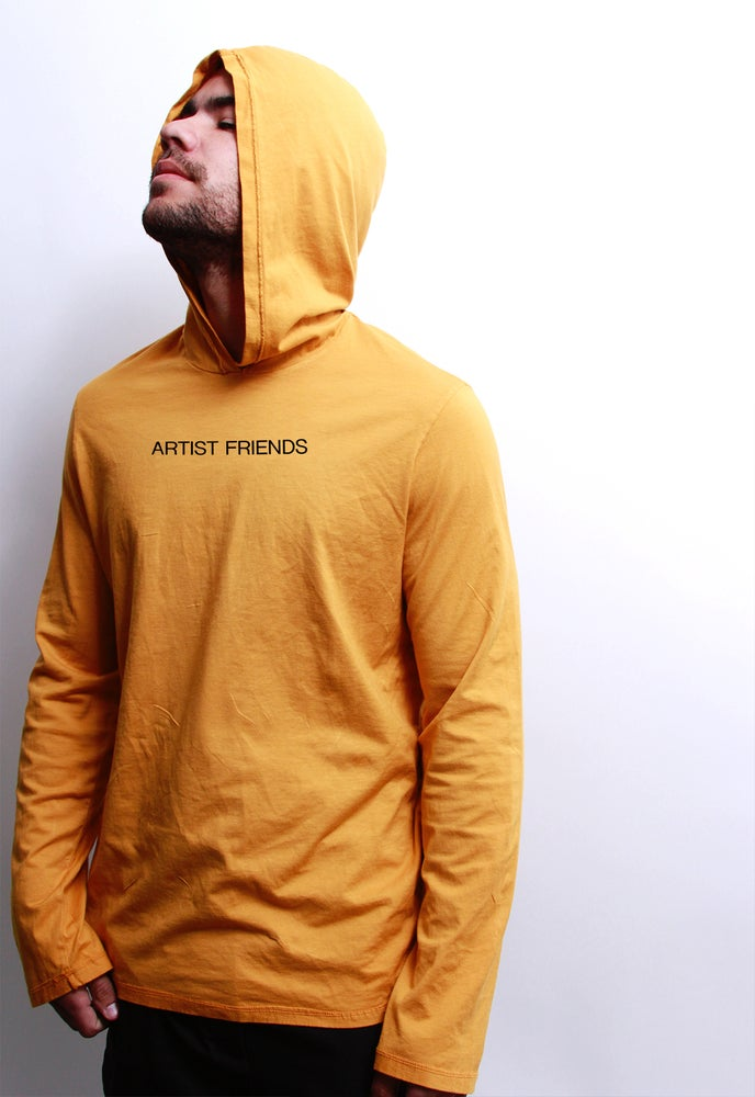 Image of Artist Friends & The Light-Weight Hoodie