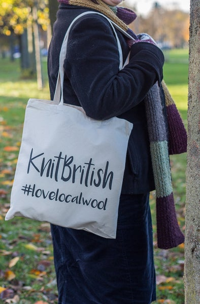 Image of KnitBritish tote bags