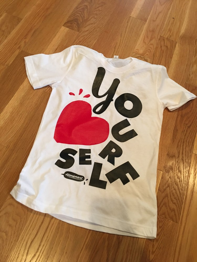 "Image of The ""Love Yourself"" Tee"
