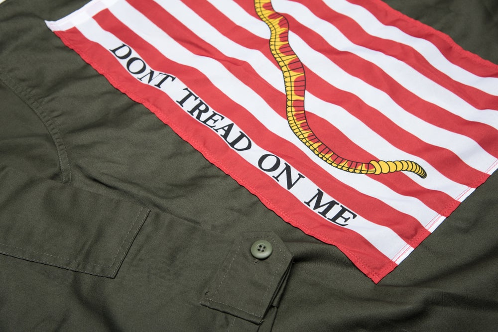 Image of DON'T TREAD ON ME (ARMY)