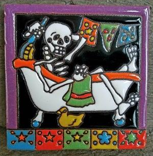 Image of Bath Tub Coaster Tile