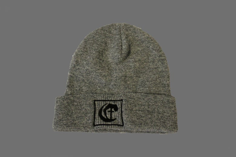 Image of Original Beanie Grey
