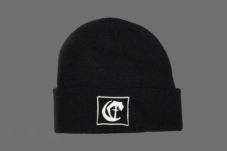 Image of Original Beanie Black