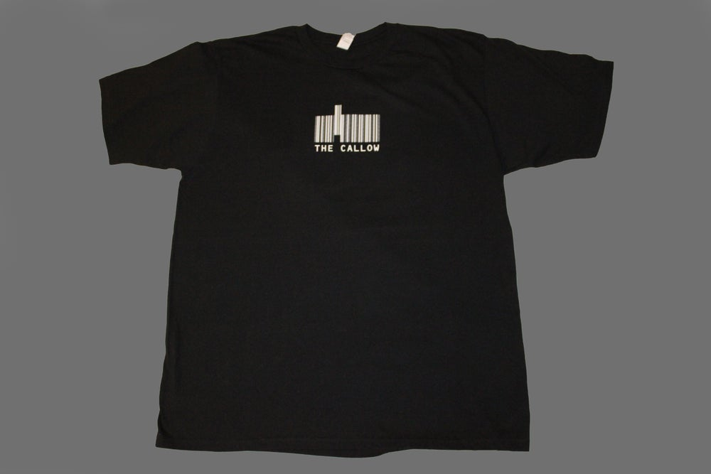 Image of Bar Logo Tee Black
