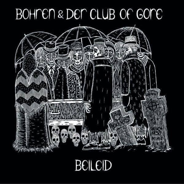 Image of Beileid (CD)