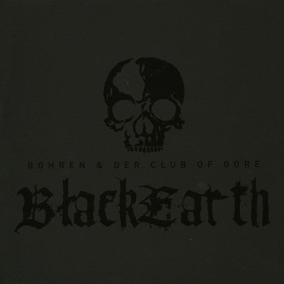 Image of Black Earth (CD)