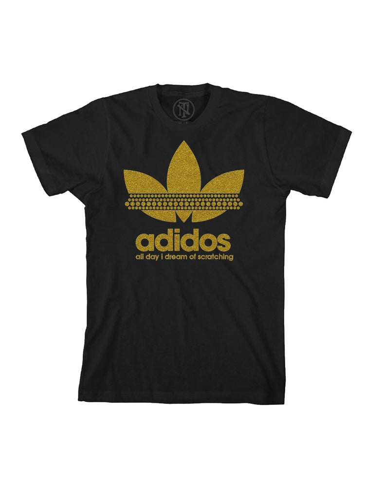 Image of ADIDOS CLASSIC GOLD BLACK