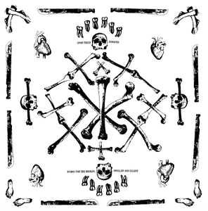 Image of GNAW THEIR TONGUES hymns for the broken,swollen and silent LP