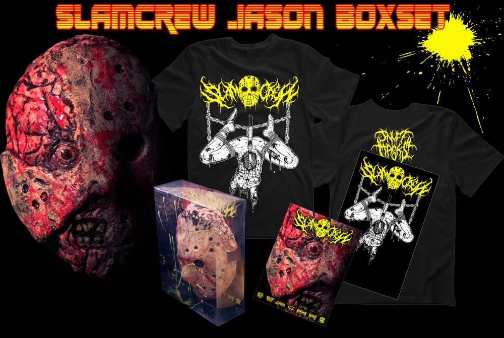 Image of SLAMCREW JASON BOXSET
