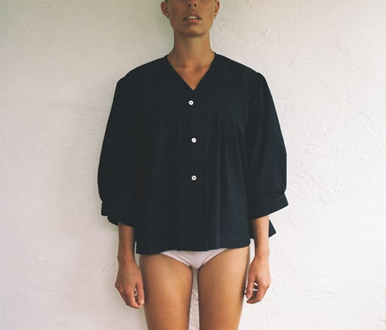 Image of Handwoven Thicker Cotton Shirt