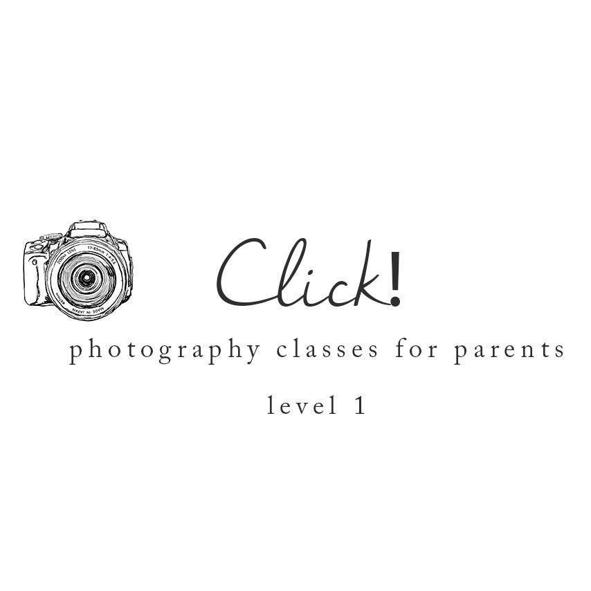 Image of CLICK Level 1 Feb 4th 9-11am