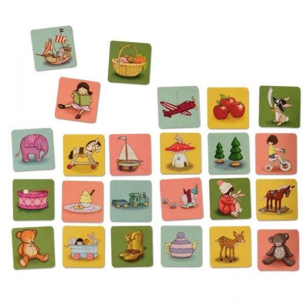 Image of Belle & Boo Memory Game