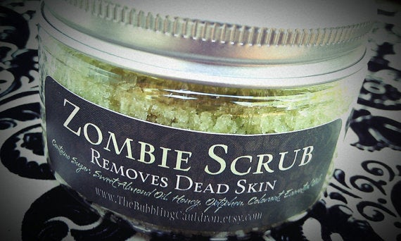 Image of Zombie Scrub™ - Removes Dead Skin