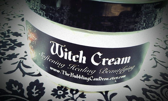 Image of Witch Cream - Choose Your Scent