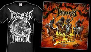 Image of Styx Demon + Shirt Bundle