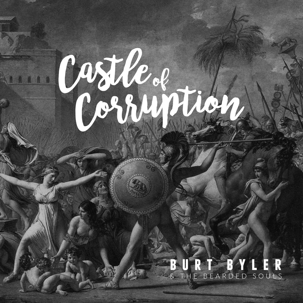 Image of Castle of Corruption - CD/Disco Físico