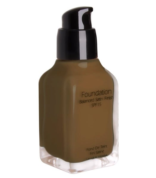 Image of Balanced Satin Finish Foundation (Medium to Full Coverage) FK131