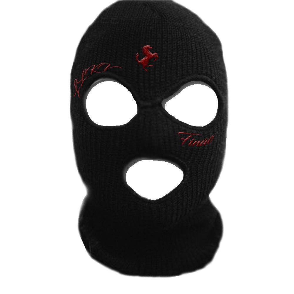 "Image of Rarri Gang- ""Long Live King Vell"" (Ski Mask)"