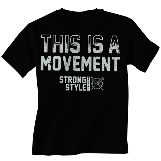 Image of This Is A Movement T-Shirt