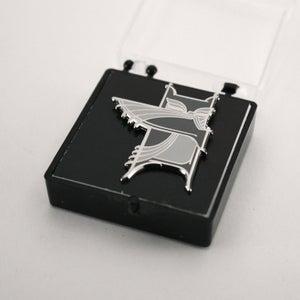 Image of Bandit Owl / Pin