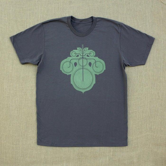 Image of Fig Leaf - Dark Grey / Shirt
