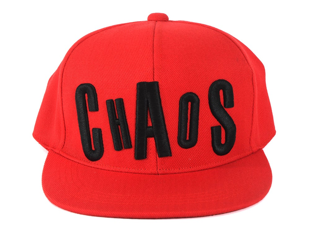 Image of CHAOS Snapback